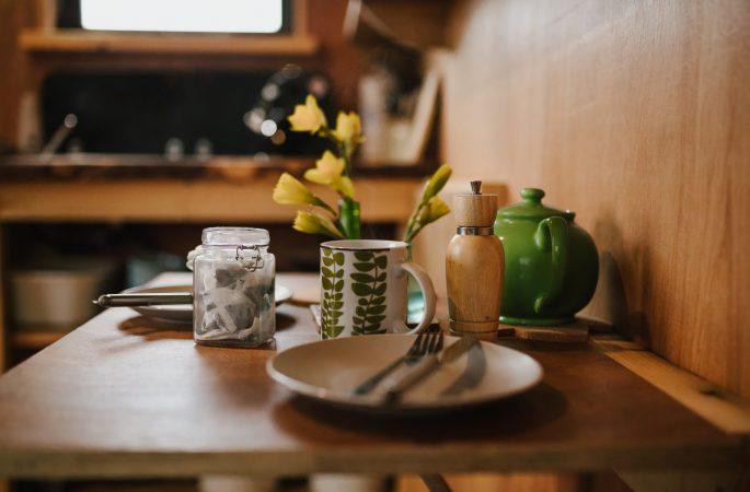breakfast in Derwen